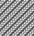 Shiny metal vector