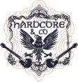 Hardcore music vector