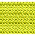 Abstract virtual technology green yellow grid vector