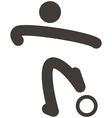 2297 football icon vector