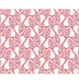 Lace valentines day heart love seamless pattern vector