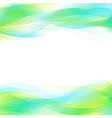 Blue and green abstract background vector