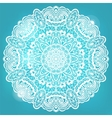 Abstract mandala element for design vector