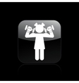 Woman weights vector