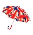 Umbrella on a white background vector