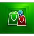 Go shopping concept eps10 vector