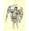 Religion angel vector