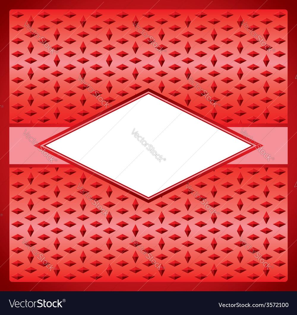 Rhombus frame vector | Price: 1 Credit (USD $1)