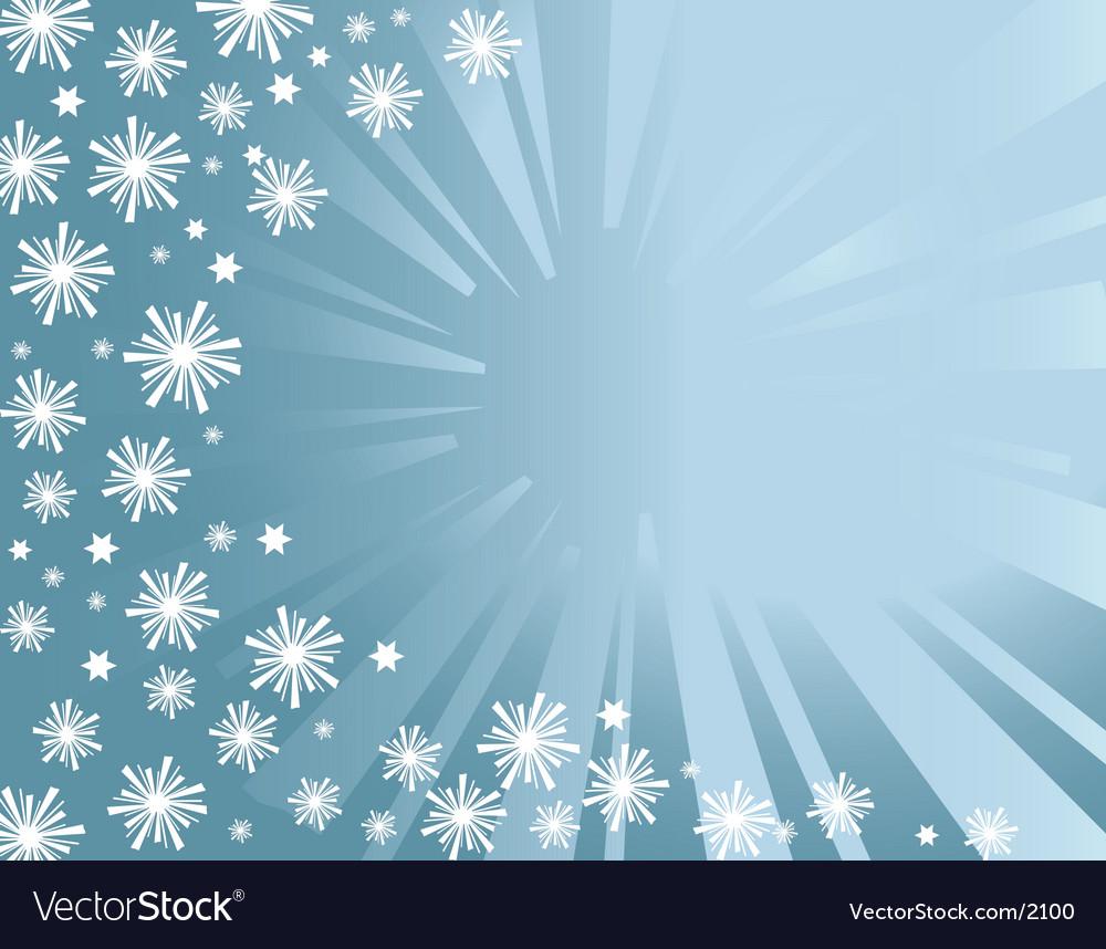 Winter background z vector | Price: 1 Credit (USD $1)