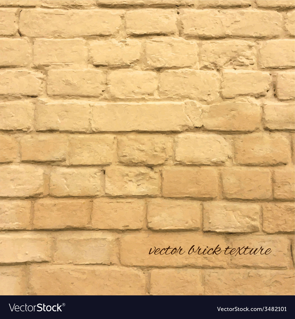 Brick texture vector | Price: 1 Credit (USD $1)