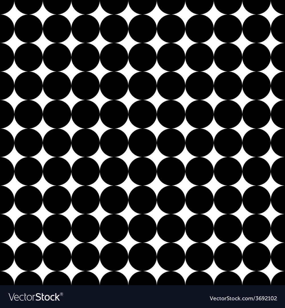 Simple geometric background with circles vector | Price: 1 Credit (USD $1)