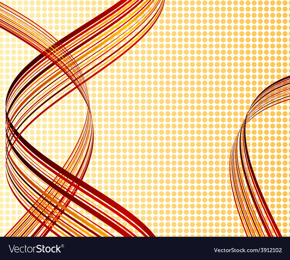 Striped abstract background vector | Price: 1 Credit (USD $1)