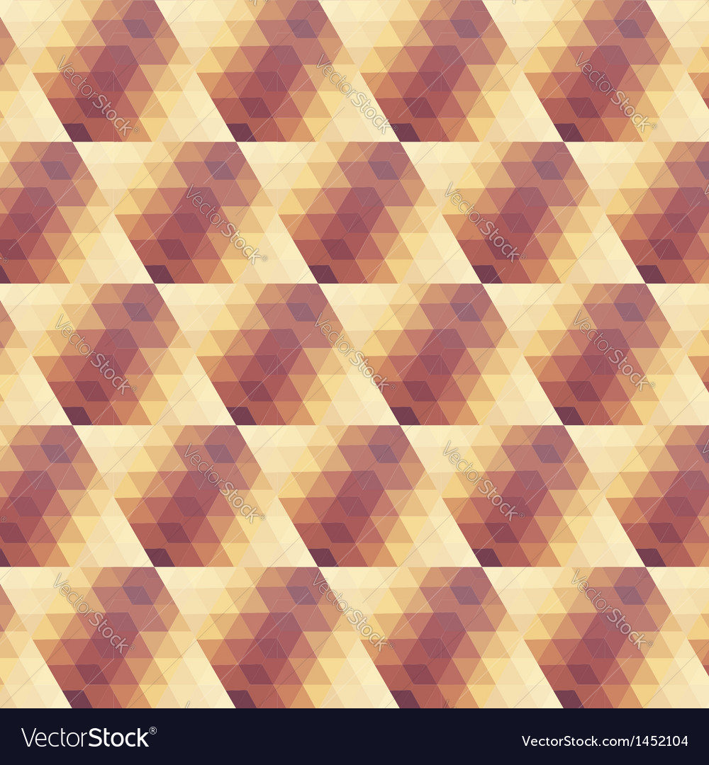 Beige violet geometric pattern 3 vector | Price: 1 Credit (USD $1)