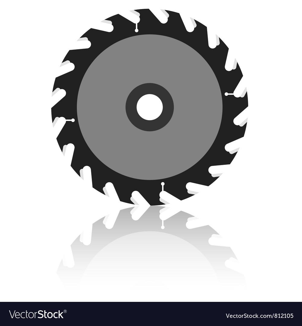 Circular saw blade vector   Price: 1 Credit (USD $1)