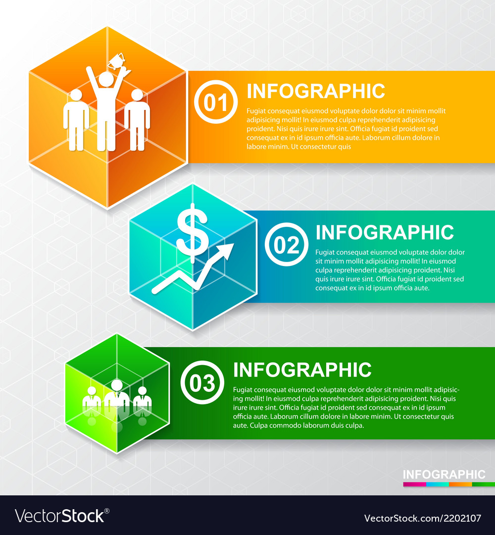 Infographic 01 vector | Price: 1 Credit (USD $1)