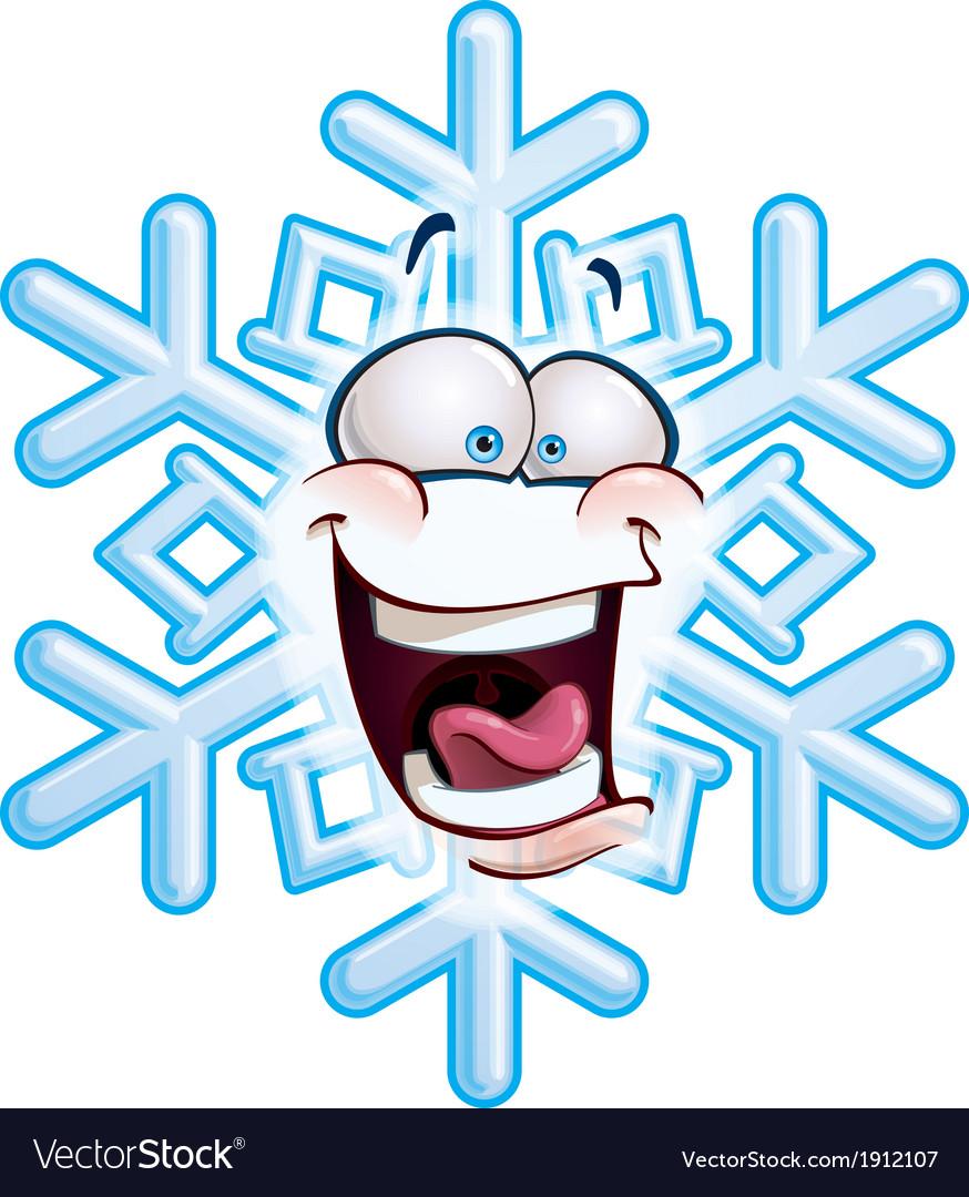 Snowflake head lol vector | Price: 1 Credit (USD $1)