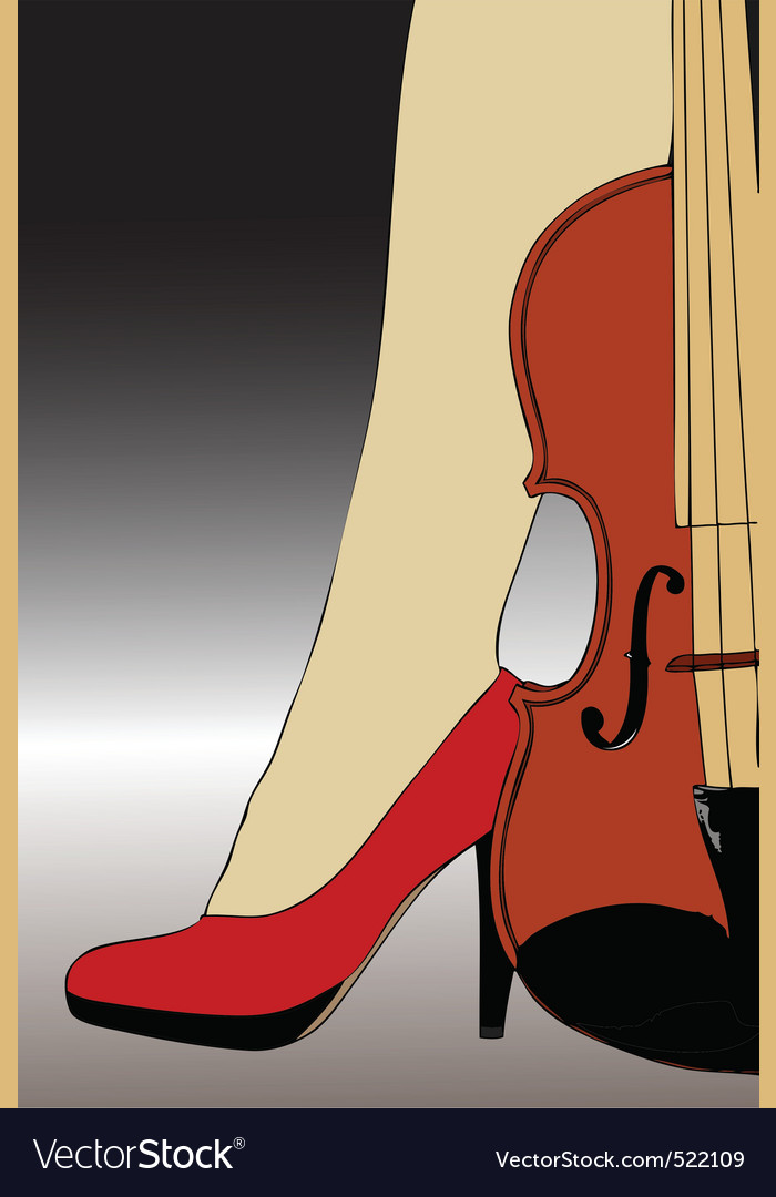 Music and sensuality vector | Price: 1 Credit (USD $1)