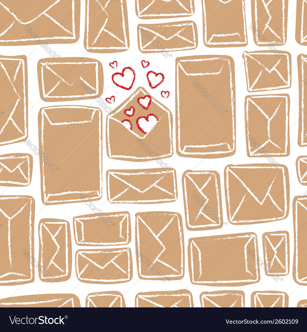 Seamless pattern - many craft letters and o vector | Price: 1 Credit (USD $1)