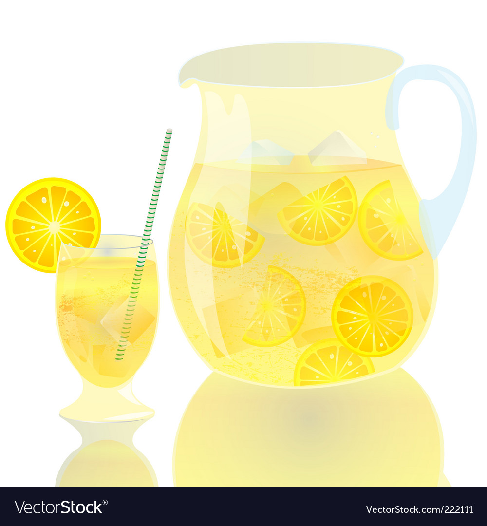 Lemonade vector | Price: 3 Credit (USD $3)