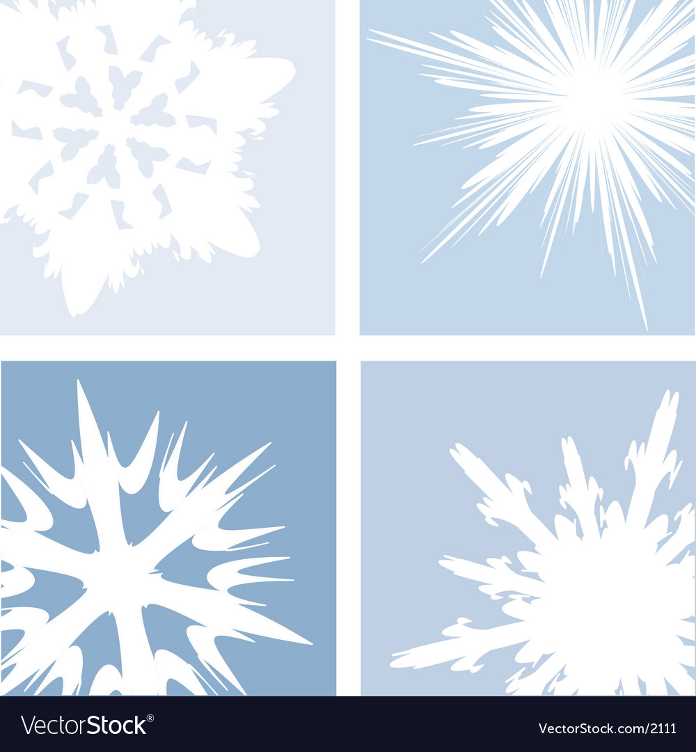 Winter snow vector | Price: 1 Credit (USD $1)