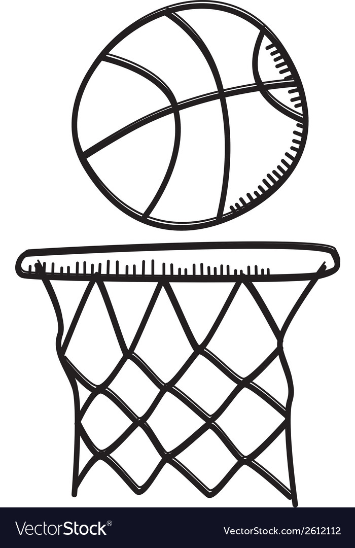 Basketball hoop icon vector | Price: 1 Credit (USD $1)