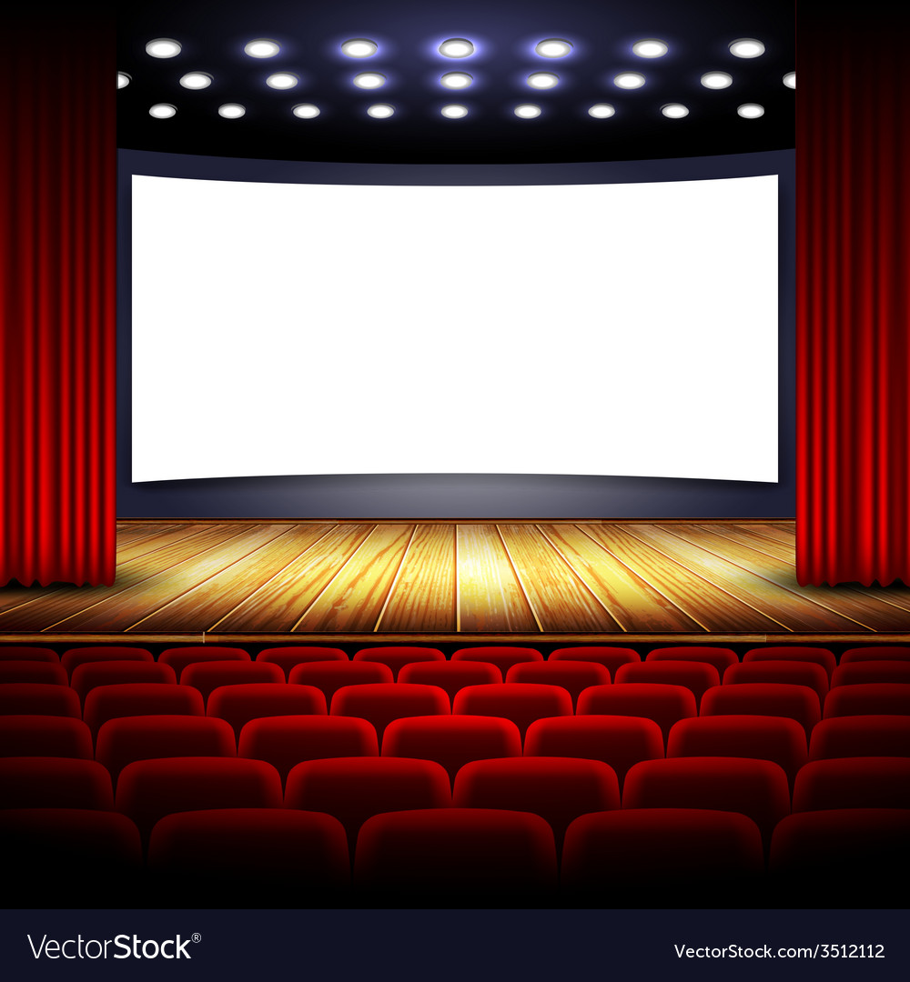 Cinema design vector | Price: 3 Credit (USD $3)
