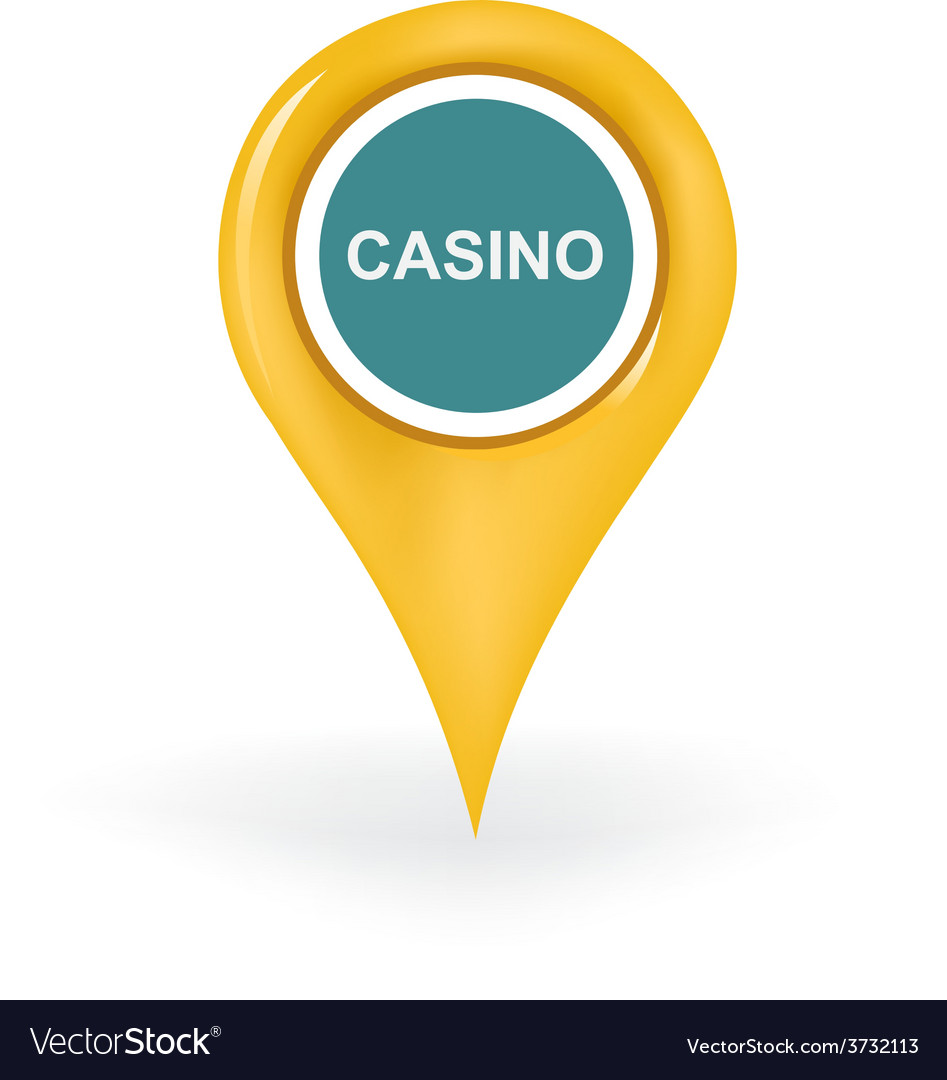 Casino location vector | Price: 1 Credit (USD $1)