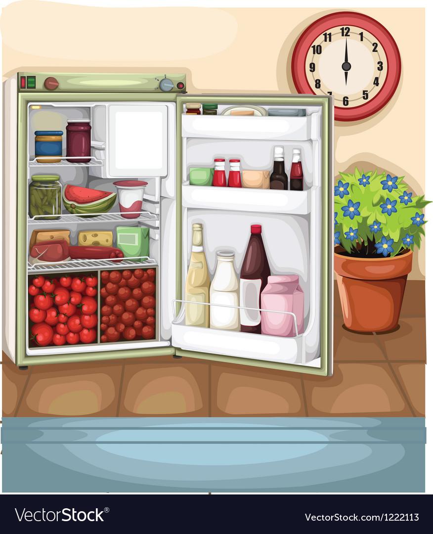 Kitchen vector | Price: 5 Credit (USD $5)