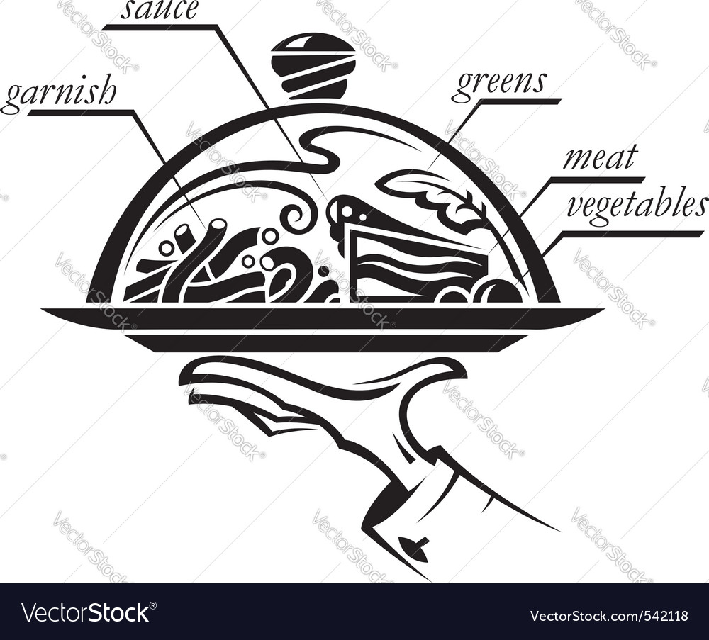 Restaurant icon vector | Price: 1 Credit (USD $1)