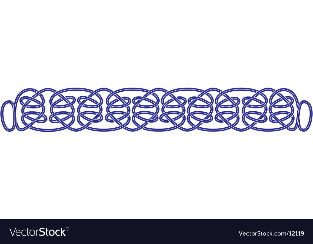 Celtic ropes vector | Price: 1 Credit (USD $1)