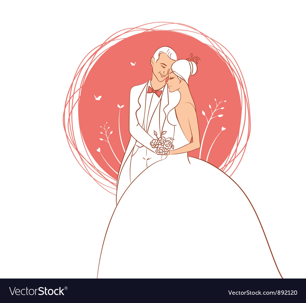 Wedding pics vector | Price: 3 Credit (USD $3)