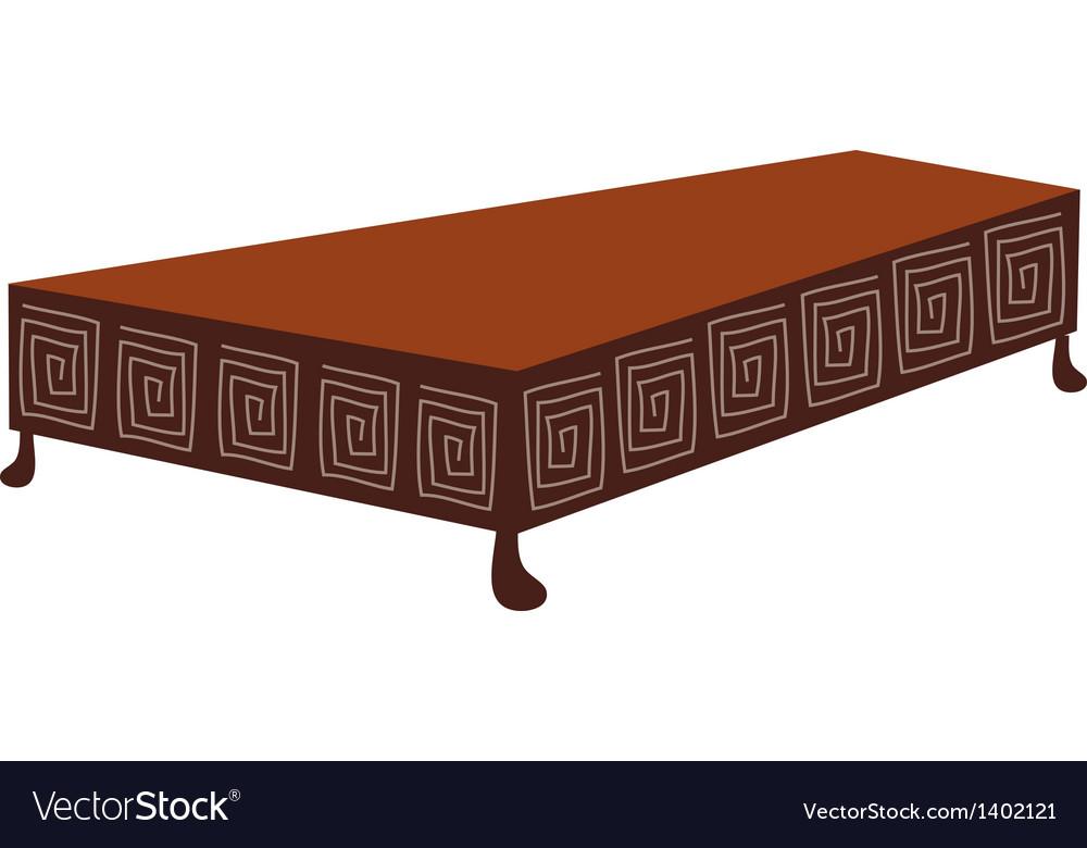 A furniture vector   Price: 1 Credit (USD $1)