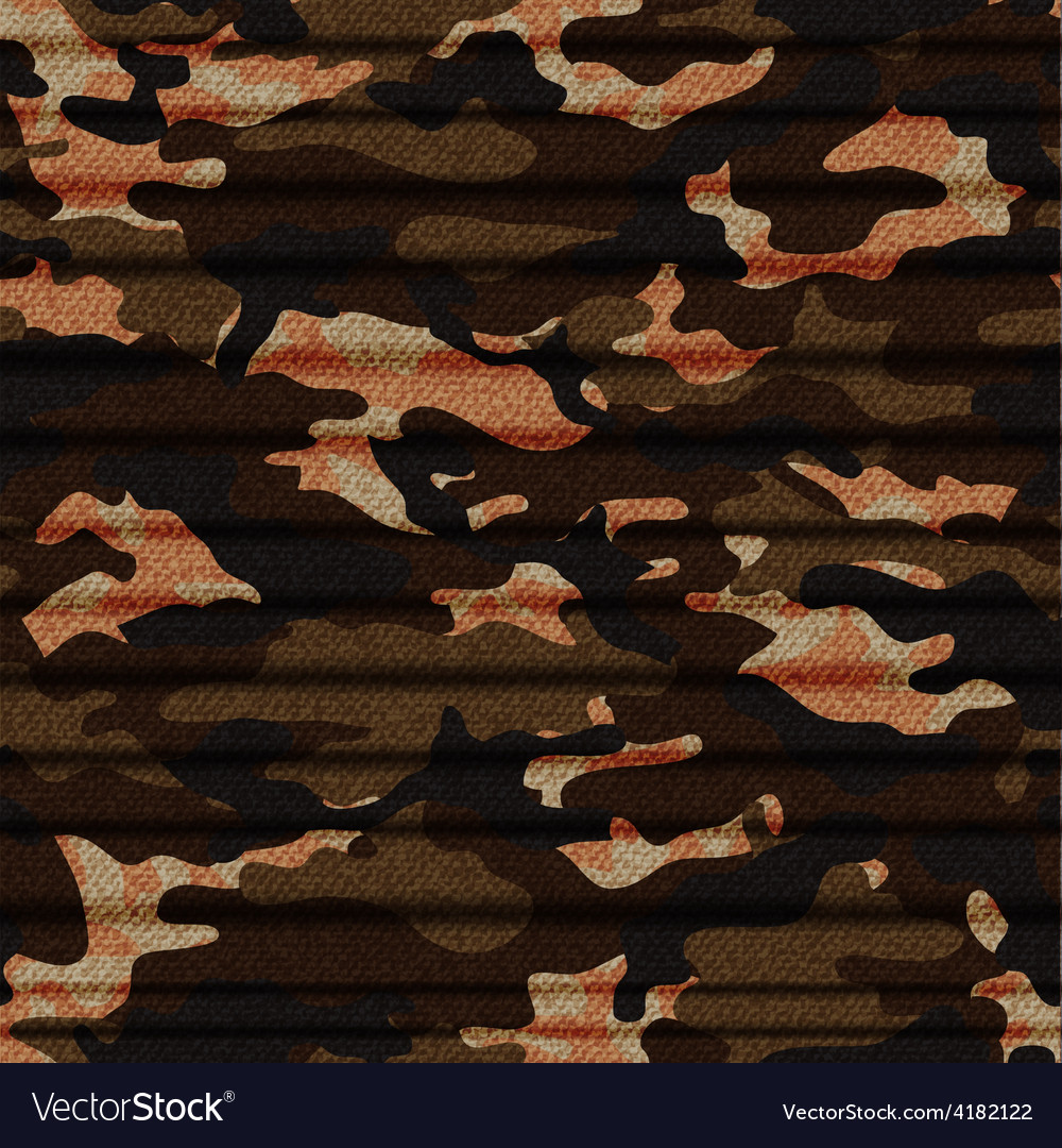 Burlap camouflage texture vector | Price: 1 Credit (USD $1)