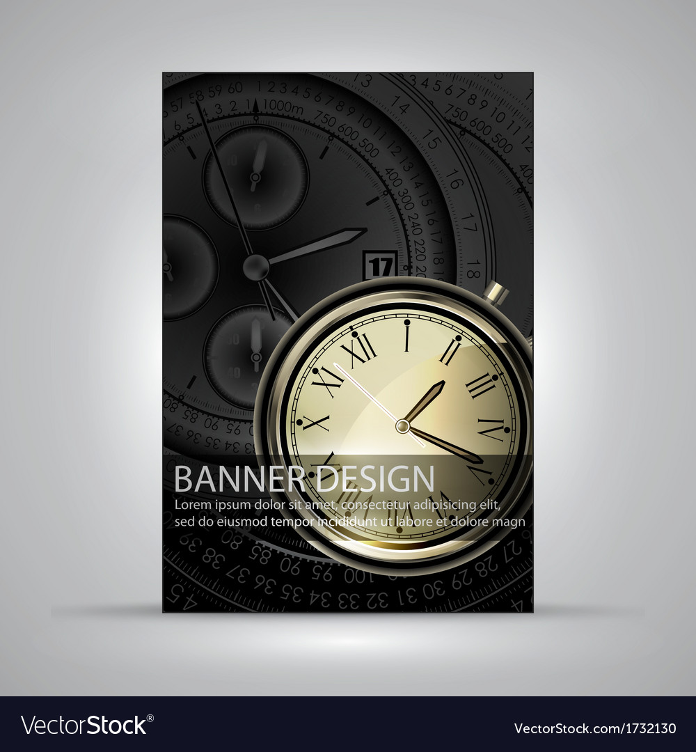 Banner design vector | Price: 1 Credit (USD $1)