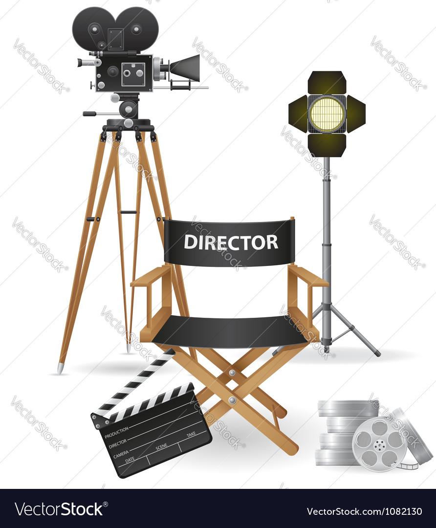 Set icons cinema 03 vector   Price: 3 Credit (USD $3)