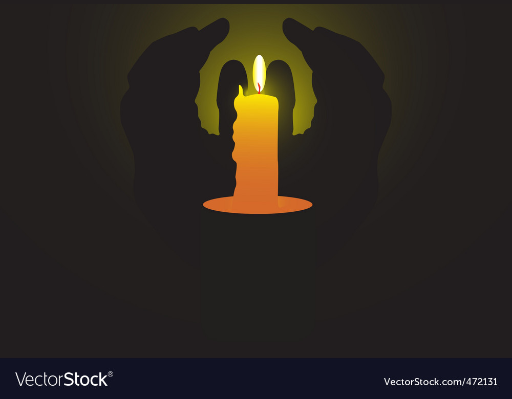 Candle light vector   Price: 1 Credit (USD $1)
