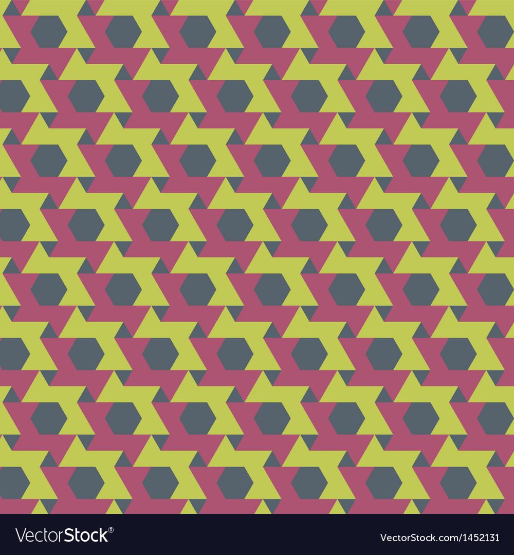 Geometric pattern 5 vector | Price: 1 Credit (USD $1)