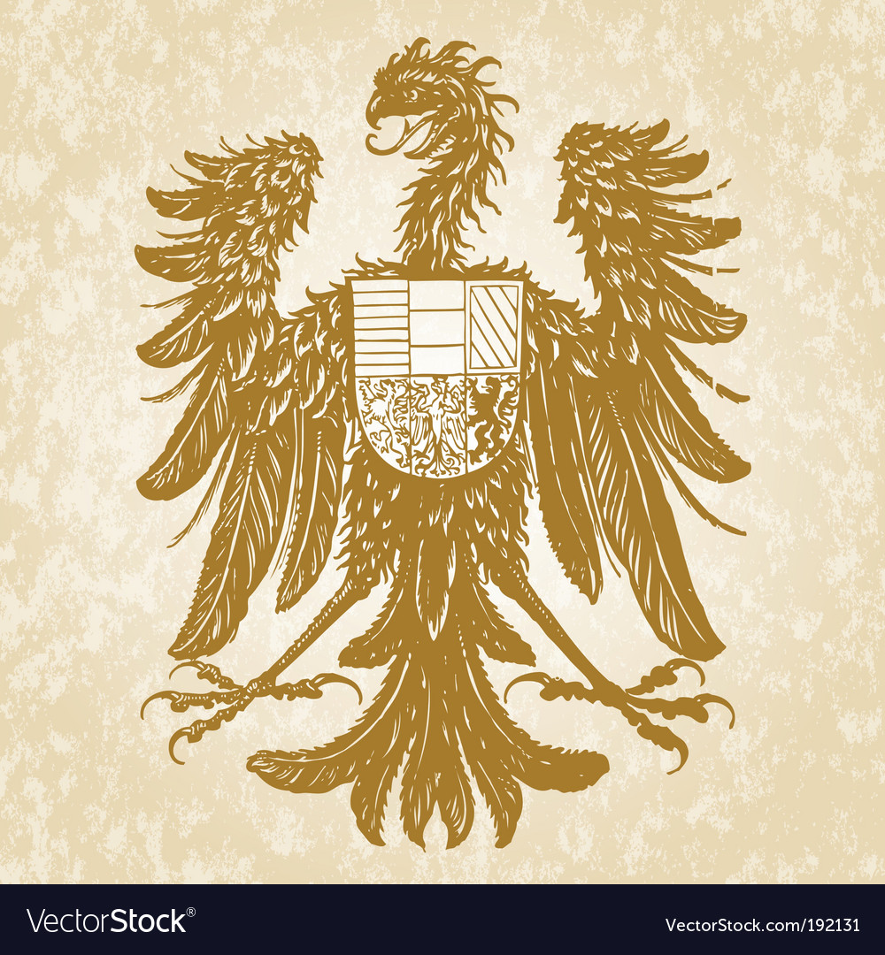 Hawk illustration vector | Price: 1 Credit (USD $1)