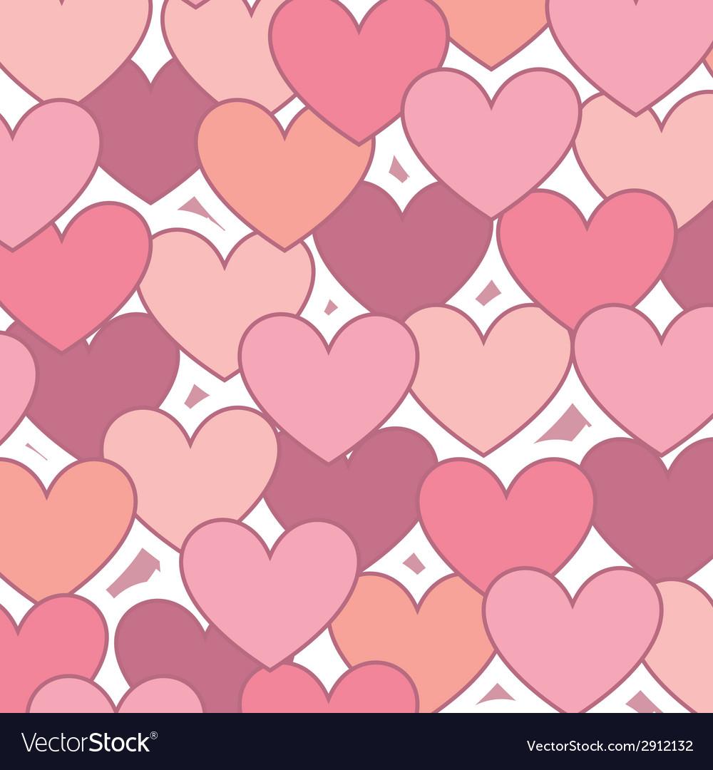 Hearts design vector | Price: 1 Credit (USD $1)