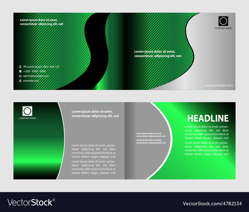 Abstract brochure template flyer layout vector   Price: 1 Credit (USD $1)