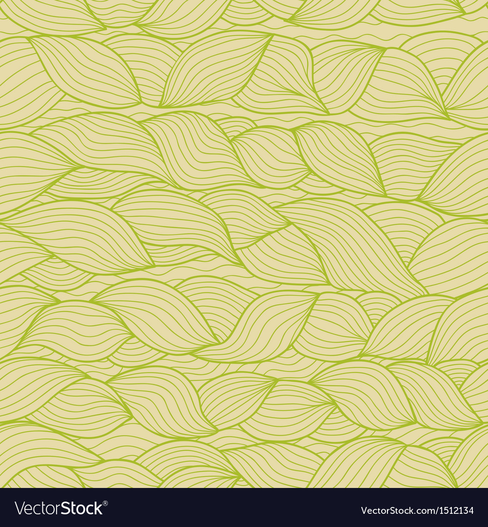 Abstract weaving doodle shapes seamless pattern in vector | Price: 1 Credit (USD $1)