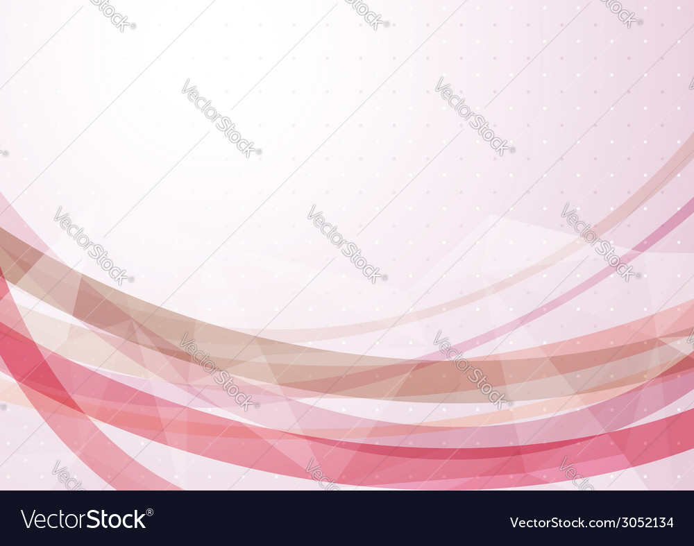 Modern red lines abstract background vector | Price: 1 Credit (USD $1)