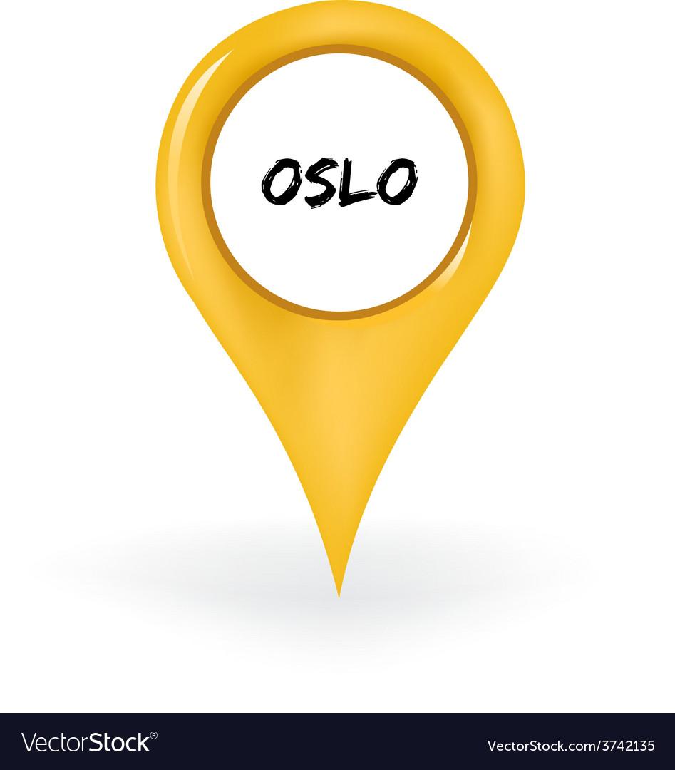 Location oslo vector | Price: 1 Credit (USD $1)