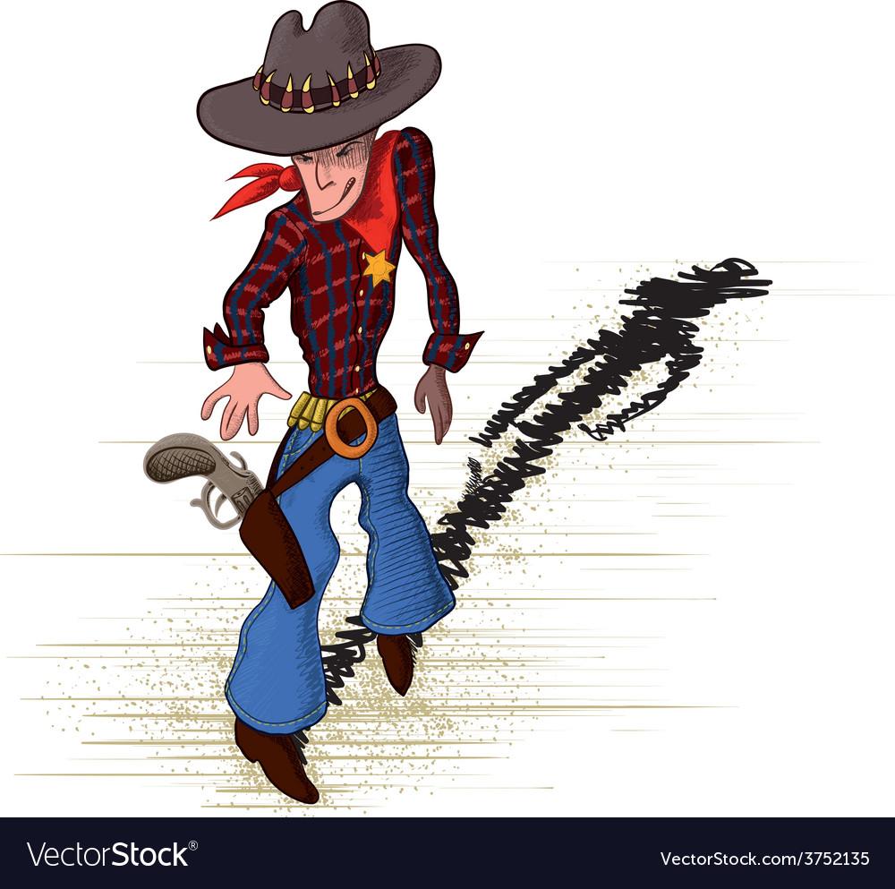 Sheriff vector | Price: 1 Credit (USD $1)