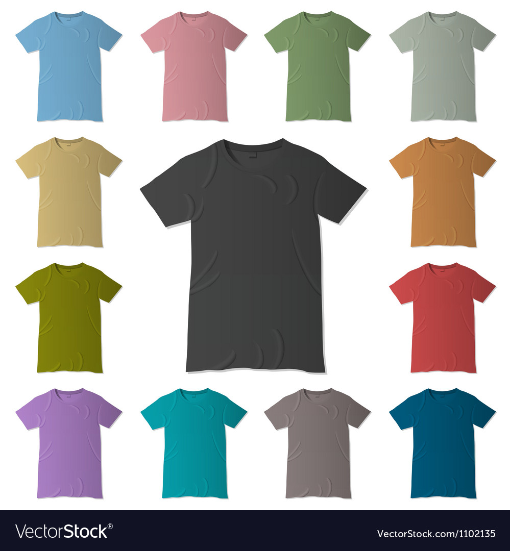 T-shirt design templates vector | Price: 1 Credit (USD $1)