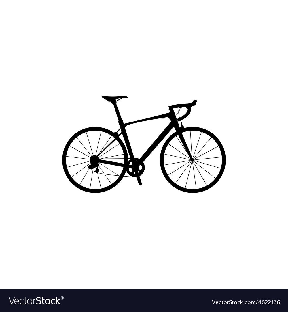 Bicycle symbol vector | Price: 1 Credit (USD $1)