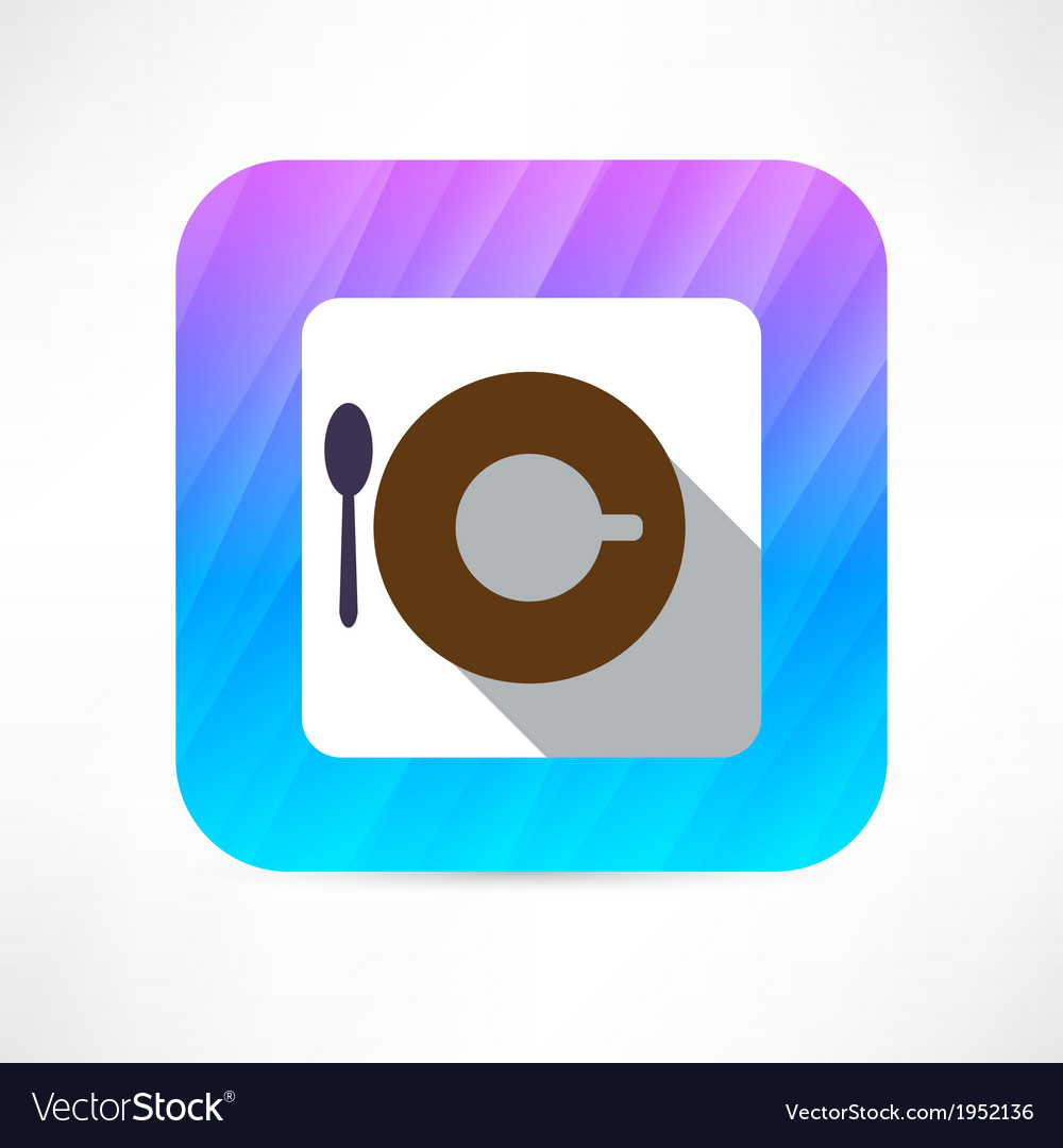 Tableware icon vector | Price: 1 Credit (USD $1)