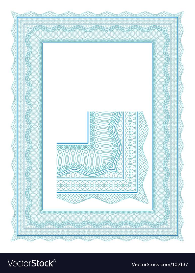 Decorative border vector   Price: 1 Credit (USD $1)