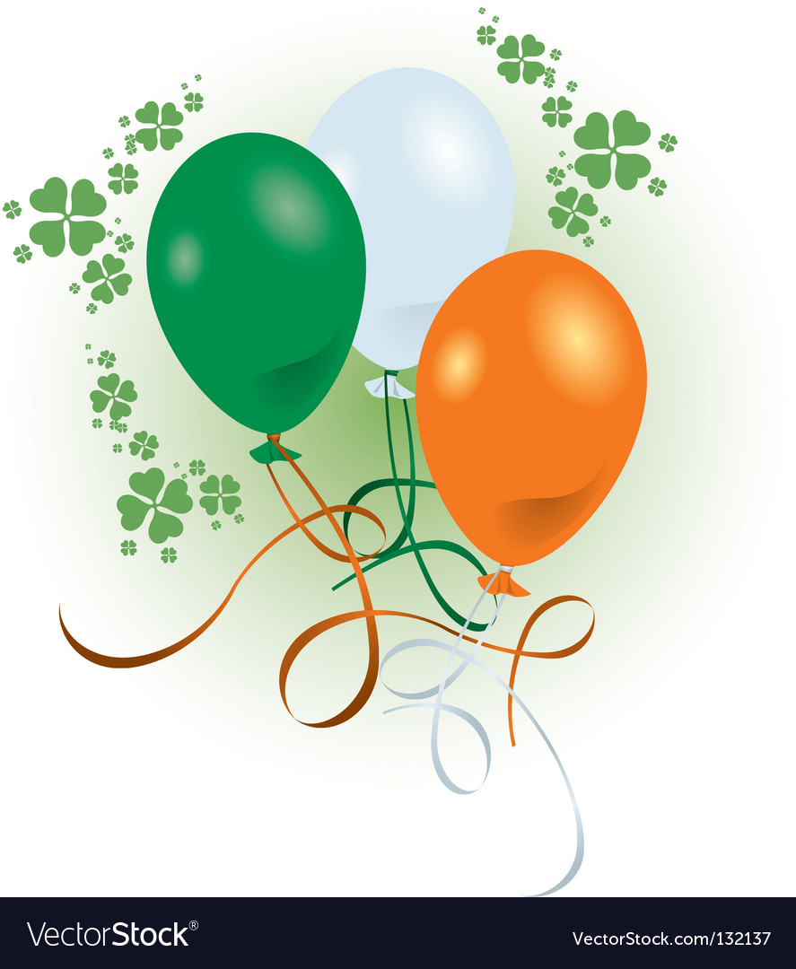 Saint patrick's day celebration vector | Price: 1 Credit (USD $1)