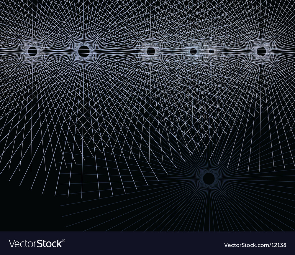 Line circles vector | Price: 1 Credit (USD $1)